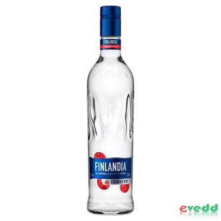 Finlandia Áfonya 0,7L