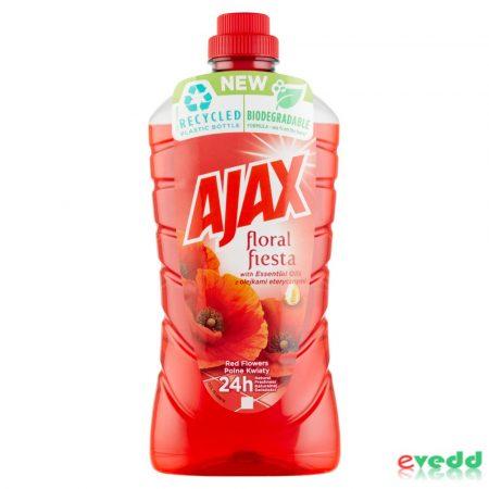 Ajax Floral Fiesta 1L Red Flower