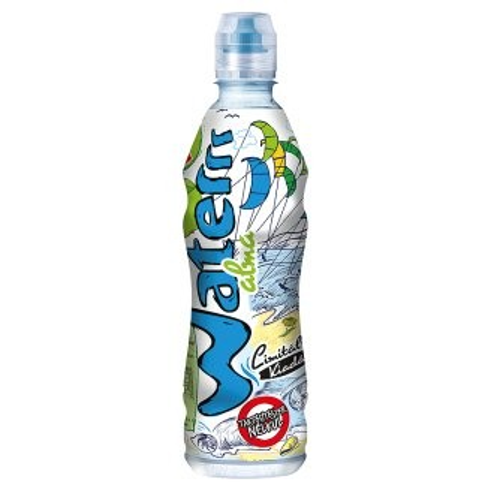 Kubu Ízesitett Víz Almás 500Ml