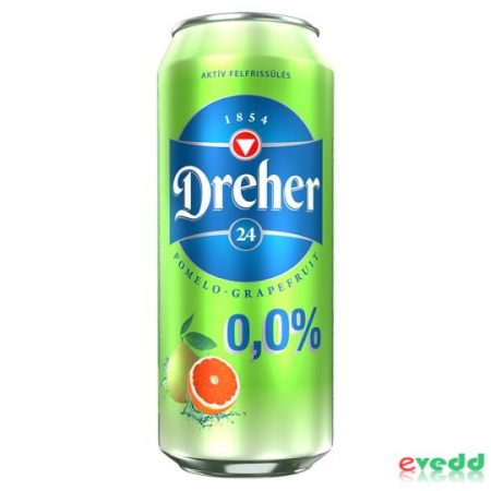 Dreher 24 0,5L Pomelo-Grapefruit