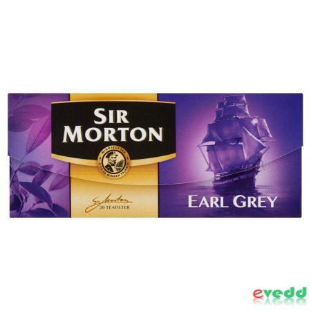 Sir Morton Earl Grey Filt. Tea 20*1,5Gr