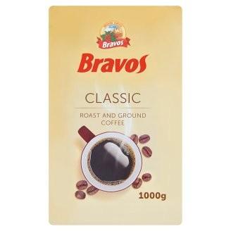 Bravos 1 Kg Őrölt Kávé