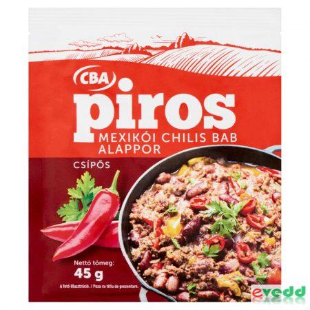 Cba Alap Mexikói Chilis Bab 45 Gr