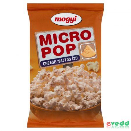Mogyi Popcorn Sajtos Micro 100Gr