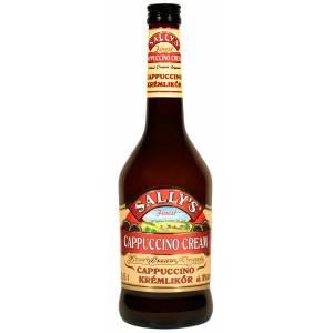 Sallys Cappucino Krémlikőr 0,5L