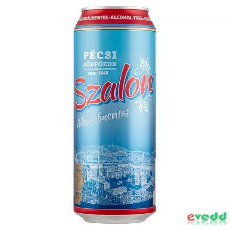 Pécsi Szalon Alkoholmentes 0,5 Doboz