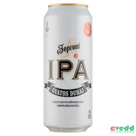 Soproni Ipa 0,5L Dob