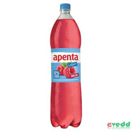 Apenta Málna Light 1,5L Pet