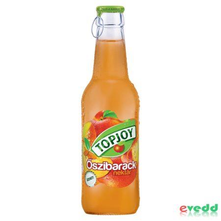 Topjoy Őszibarack 50% 0,25L