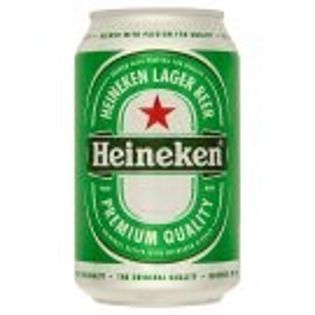 Heineken 0,33 Dob.