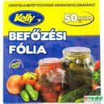 Kelly Befőzési Fólia 50Lap 16,5x16,5Cm
