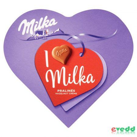 I Love Milka 44Gr Mogyorókrém