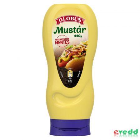 Globus Mustár 440Gr