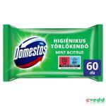 Domestos Törlőkendő 60Db Menthol&Citrus