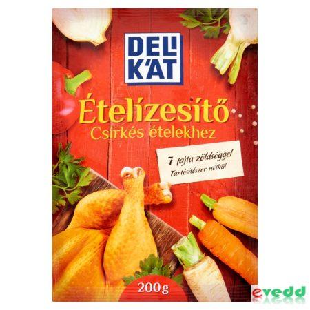 Delikát Csirkés Ételízesítő 200Gr